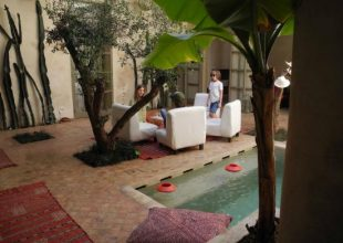 Thumbnail for the post titled: Passez un week-end dans un Riad dans la médina de Marrakech